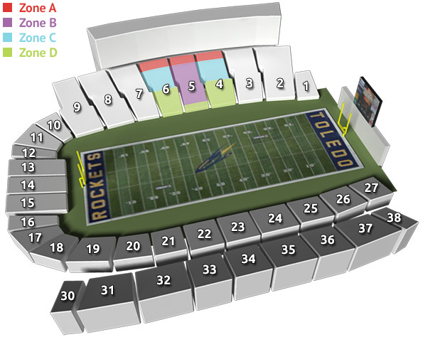 Glass Bowl Seating Chart