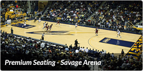 Premium Seating - Savage Arena